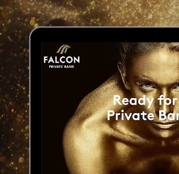 Falcon Private Bank AG - Multisite-Website Entwicklung